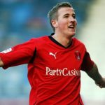 Harry Kane playing for Leyton Orient