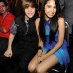 Justin Bieber With His Ex-Girlfriend Jasmine Villegas