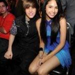 Justin Bieber With His Ex-Girlfriend Jasmine Villegas