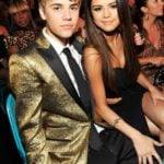 Justin Bieber With His Ex-Girlfriend Selena Gomez