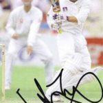 Justin Langer's Signature