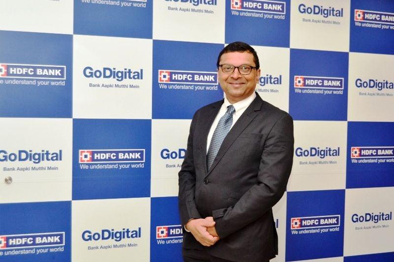 Kaizad Bharucha HDFC Bank
