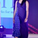 Kavya Shetty At A Fashion Show