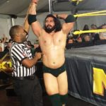 Mahabali Shera On His NXT Debut Match