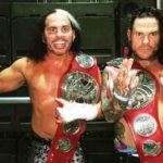 Matt Hardy And Jeff Hardy Tag Team Champion