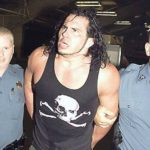 Matt Hardy Arrested By Police