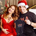 Matt Hardy With His Wife