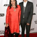Mira Nair With Her Son Zohran