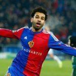Mohamed Salah Playing for Basel