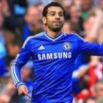 Mohamed Salah Playing for Chelsea