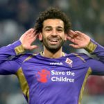 Mohamed Salah Playing for Fiorentina