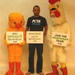 Murali Kartik Promoting PETA