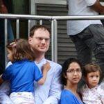 Nandini Piramal With His Husband And Children
