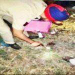 Navjot Singh aka Issapuria Virk - Murder location