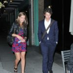 Nick Jonas with Nicole Anderson