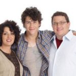 Nick Jonas with his Parents