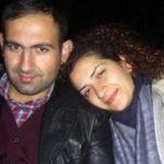 Nikol Pashinyan With His Wife