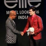 Paras Kalnawat's win moment at People's Choice Award Max Elite Model Look 2016