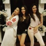 Poppy Jabbal with Sonnalli Seygall and Simran Kaur Mundi