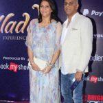 Priya Dutt With Her Husband