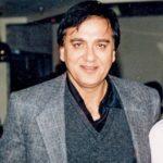 Priya Dutt's Father