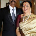 Priyanka Karunakaran's parents