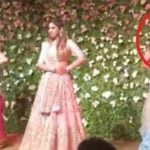 Radhika Merchant dancing with Isha Ambani and Shloka Mehta