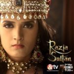 Abdur Rehman's debut serial Razia Sultan