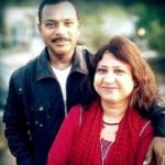 Rehaan Roy parents