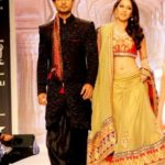 Rehaan Roy walked ramp for India International Jewelry Week 2013 at Grand Hayat