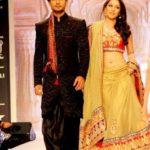Rehaan Roy walked ramp for India International Jewelry Week 2013 at Grand Hayat