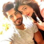 Rehaan Roy with Jasmine Roy