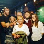 Renee Young With Her Family And Husband