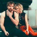 Renee Young With Her Husband Dean Ambrose