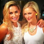 Renee Young With Her Sister