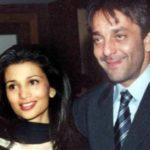 Rhea Pillai With Her Ex-Husband Sanjay Dutt