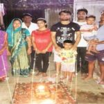 Rinku Singh With His Family