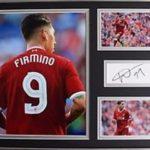 Roberto Firmino's Signature