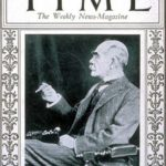 Rudyard Kipling On Time Magazine'a Cover