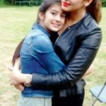 Rysa Saujani With Huma Qureshi On the Sets of Dobaara