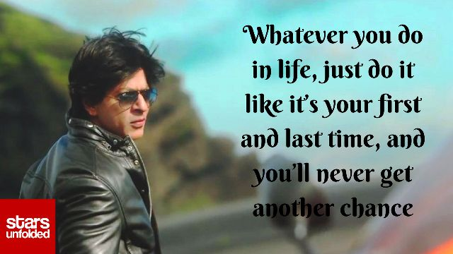 SRK Inspirational Quote 3