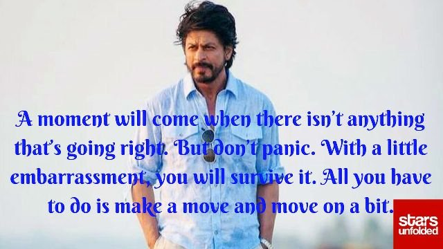 SRK Inspirational Quote 8