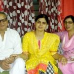 Sandeep Rajora parents and sister Kavita Rajora