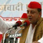 Sanjay Dutt And Samajwadi Party