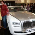 Sanjay Dutt Car