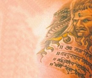 Sanjay Dutt Left Shoulder Blade