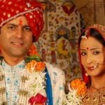 Sanjeev Seth With His Second Wife Lata Sabharwal