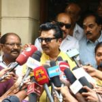 Sarath Kumar, President of South Indian Film Artists' Association (SIAA)
