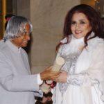Shahnaz Husain With APJ Abdul Kalam