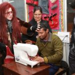 Shahnaz Husain's School 'Shamute' For Physically Challenged Students